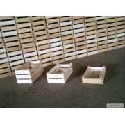 Ящики из шпона