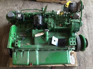 Двигатель двигун John Deere 6081