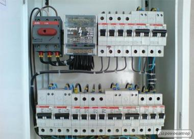 Проведення ремонтного електромонтажу