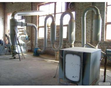 Лінія по виробництву паливних брикетів Піні Кей