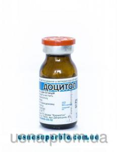 Доцитол (1 фл.х 10 мл)