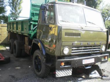 Камаз-55102 самоскид – колгоспник