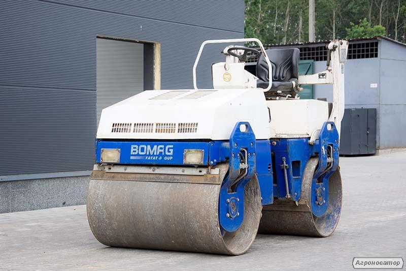 Комбинированный каток Bomag BW 135