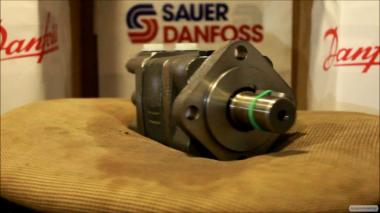 Мотор гидравлический в наличии Sauer Danfoss MP_ОМР 160