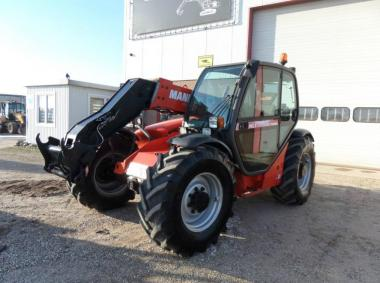 Manitou MLT 634 TURBO 4X4X4 LSY