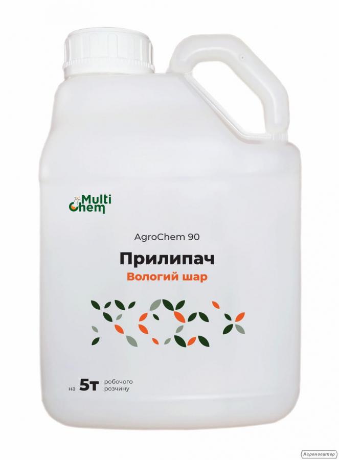 Прилипатель для растений, для гербицидов. AgroChem 90