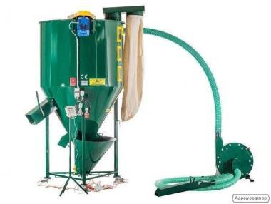Оборудование для изготовления сухих кормосмесей, и емкости
