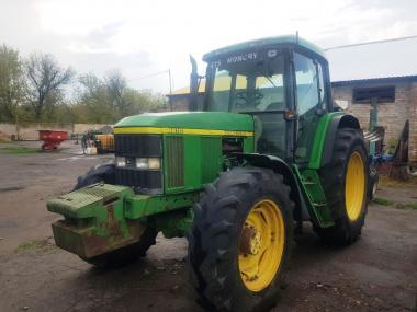 Трактор John Deere 6610 (1999)