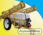 Опрыскиватель прицепной ОДИСЕЙ-2000-18(22) Богуслав (гидравл. штанга)