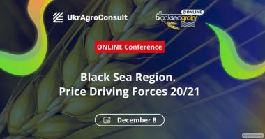Black Sea Region. Price Driving Forces 20/21