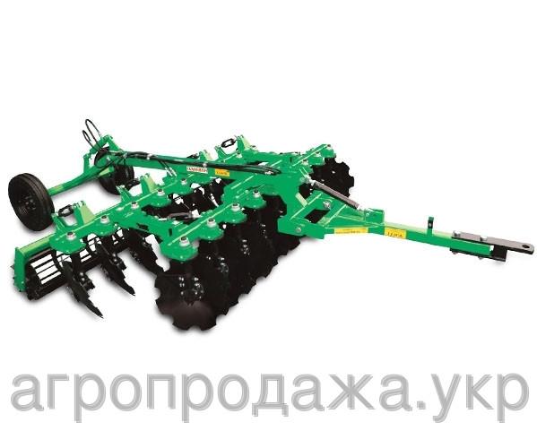 Агрегат почвообрабатывающий полунавесной АГН-3,3 (2) (необслуживаемый корпус )