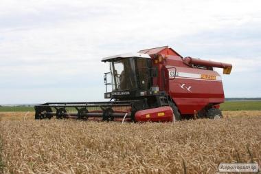 Зернозбиральні комбайни