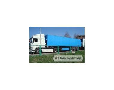 Вантажні перевезення зернових, піску, щебеню та ін