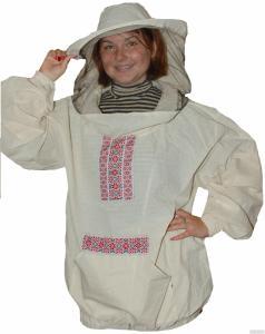 Куртка пчеловодная ВЫШИВАНКА