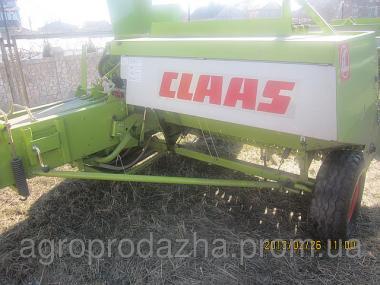 Пресс-подборщик CLAAS MARKANT 65