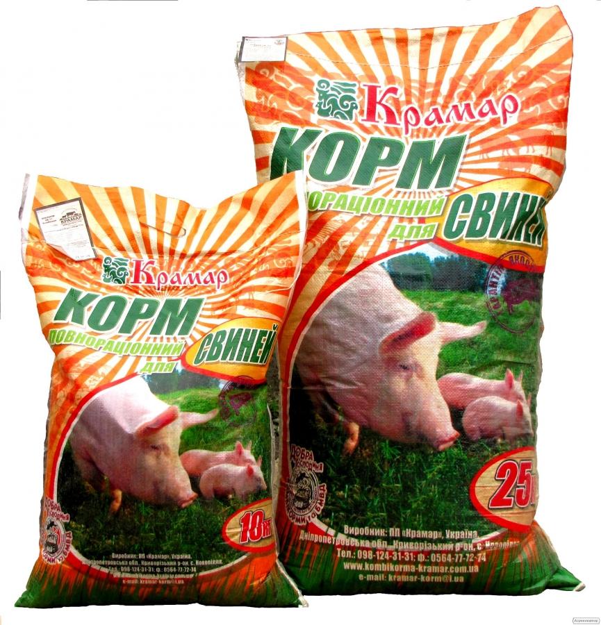 СК-3 для Холостых и супоросных свиноматок