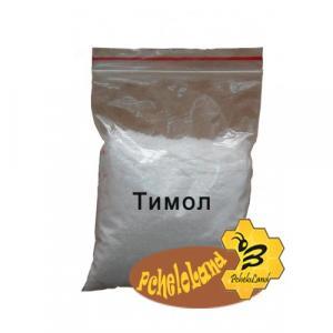 Тимол 50 гр. порошок.