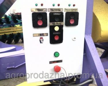 ЗМ-90У, зернометатель модефицированный, производительность 90т/ч.