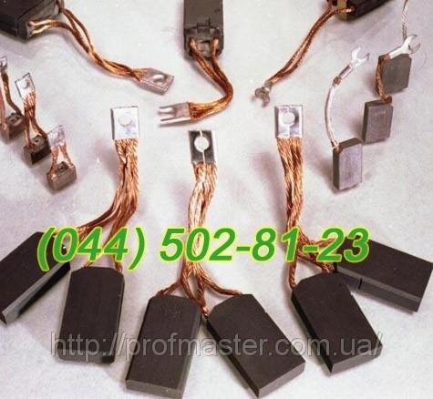 Щітки для електродвигунів ЕГ, ЕГ4, ЕГ14, ЕГ-74, ЕГ8, ЕГ61А, електрографітовие