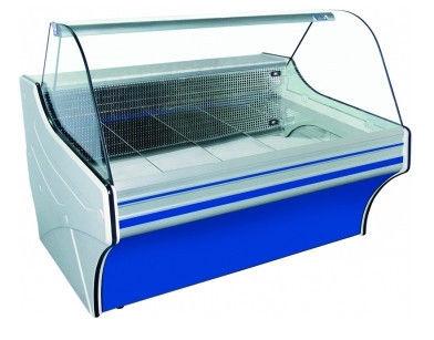Холодильная витрина W-SGw 1,2 1,5 1,8 2,0 Cold