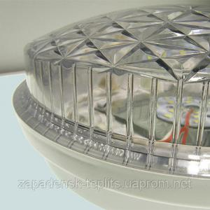 Світлодіодний LED світильник ЖКГ СПП-12Вт-6000 «Сола» Ø 230мм