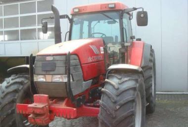 Трактор колесный