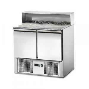Стіл для піци GGM SAS97G (холодильний)