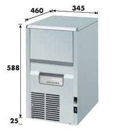 Льдогенератор 20 кг/сутки KL-22A