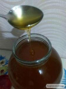 Продам квітковий свіжий  мед  з власної пасіки у великій кількості.