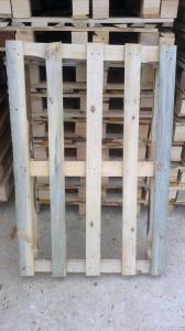 Піддон дерев'яний, новий,1200*800, 700кг, настил - 5 дощок