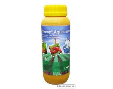 Stomp Aqua 455 CS (Стомп Аква) 1л - системний гербіцид