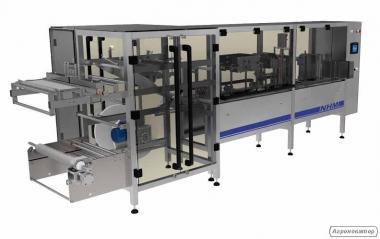 автоматична машина для формування (виготовлення) пакетів Дой-пак
