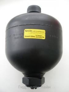 Гідравлічні акумулятори (гідроакумулятори) Roth Hydraulics, Hydac, Epoll, Bosch, Fox