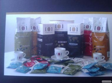 Кава з Європи - Іспанія. Фірма CAMUY. ANTIGUA, Parana, Bukavu, Courme