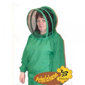 Куртка пчеловода габардин с маской Евро