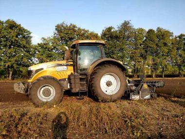 Трактор Challenger MT 665D (2012)