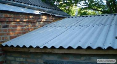 Ремонт шиферного даху