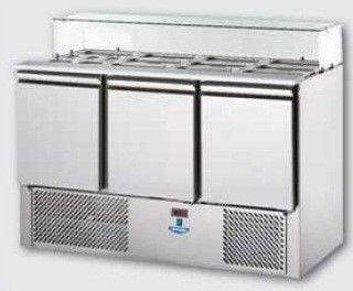 Стіл холодильний DGD SL03VD (БН)