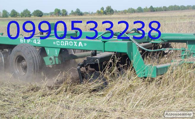 Борона  БГР-4,2 «Солоха»ОАО «ГАЛЕЩИНА, МАШЗАВОД»