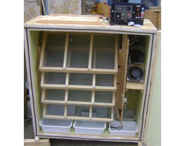 инкубатор автоматический универсал от 115 яиц и выше