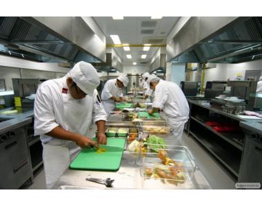 Обладнання для Кухні - кафе, бару, ресторану. Проект-розстановка