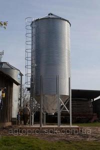 Зернові силоси 42 т