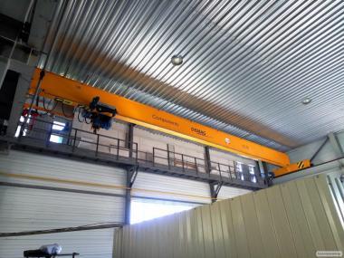Кран мостовой, кран козловой, кран-балка, грузоподъемное оборудование