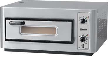 Печь для пиццы Bartscher NT 501 2002018