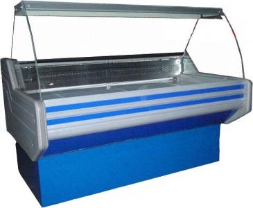 Холодильні вітрини Елегія 1,2 1,3 1,5 1,8 2,0 АйсТермо