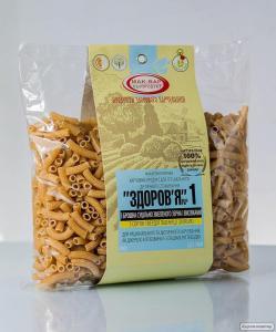 Макароны «Здоровье» с растительными добавками из тв. сортов пшеницы