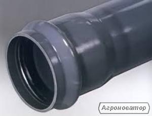 Труби ПВХ для напірного водопроводу