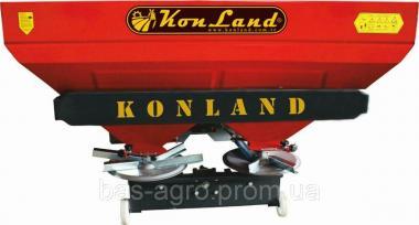 Розкидач мінеральних добрив KonLand KG-0800-2D