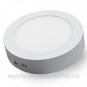 Світлодіодний LED світильник накладний