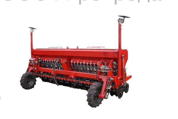 Механическая сеялка ZTS-4N по традиционной и мимнимальной технологии обработки почвы (Min-Till)